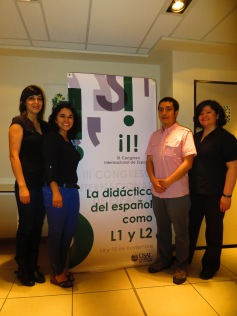 Noviembre: Congreso Internacional de Español en Buenos Aires, Argentina