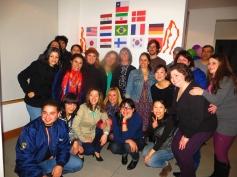 Junio: Fiesta Multicultural, 1er semestre
