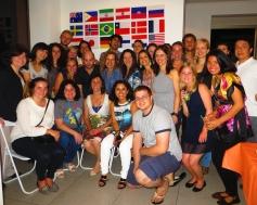 Diciembre: Fiesta Multicultural, 2do semestre